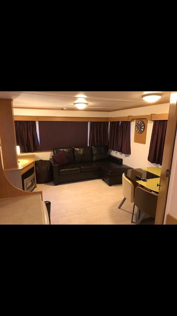 SIX BERTH HOLIDAY HOME SOUTHERNESS HOT TUB LIGHTHOUSE LEISURE
