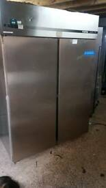 Foster 1350L commercial chiller Stainless steel fully working with guaranty in excellent condition