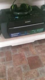 Sony shake powerful sound system