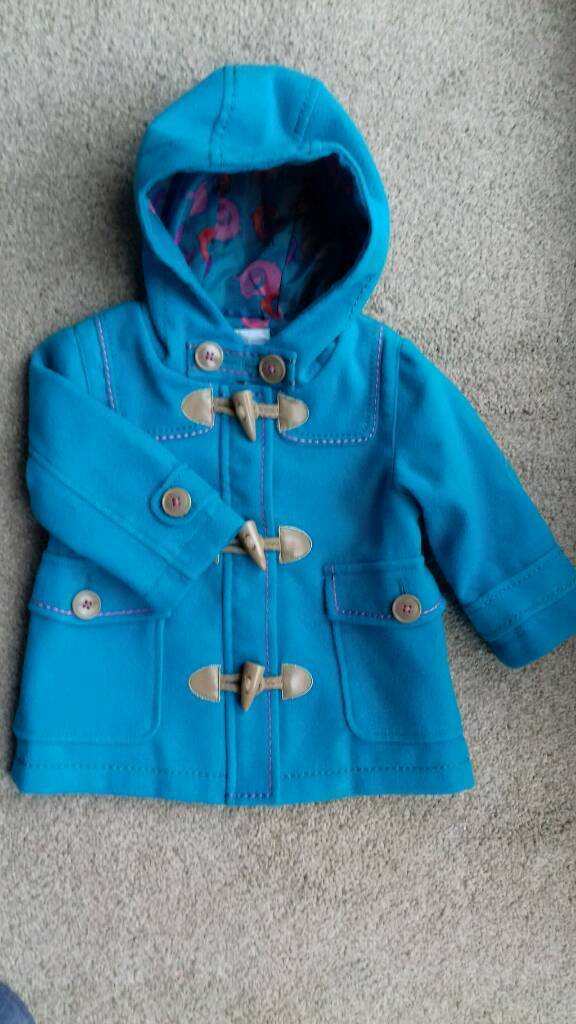 Age 9-12 month girls duffle coat Next | in Bramley, West Yorkshire ...