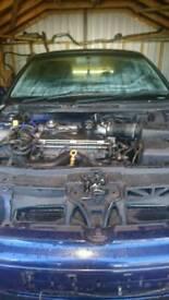 Gttdi 150 engine runs sweet ☺