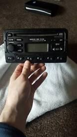 Ford 6000CD Radio CD player