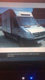 Mercedes-Benz SPRINTER 2.2 2013 Automatic