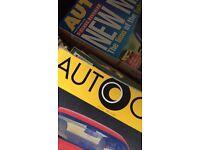 Auto car magazines
