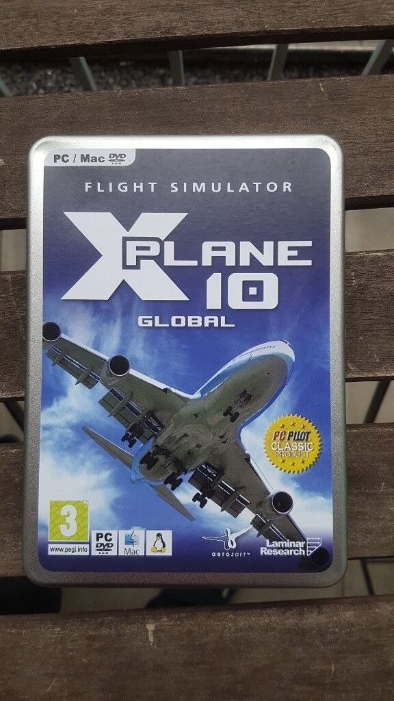 X-Plane 10 Full DVD set | in London | Gumtree