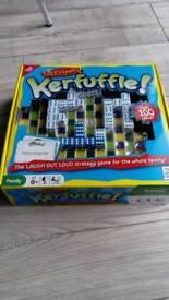 Kerfuffle dice game