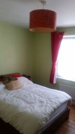 Double Room inc wifi/TV/cable & bills
