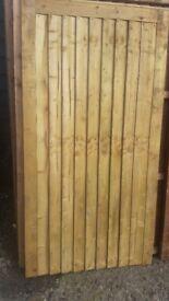 Gate Garden Gate 3x6 Treated (90cmx180cm)