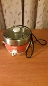 Mini cooker - perfect for Chinese New Year steamboat!