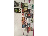 Andy Mcnab books - various