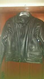 MOTORBIKE JACKET AKIDA Size medium -