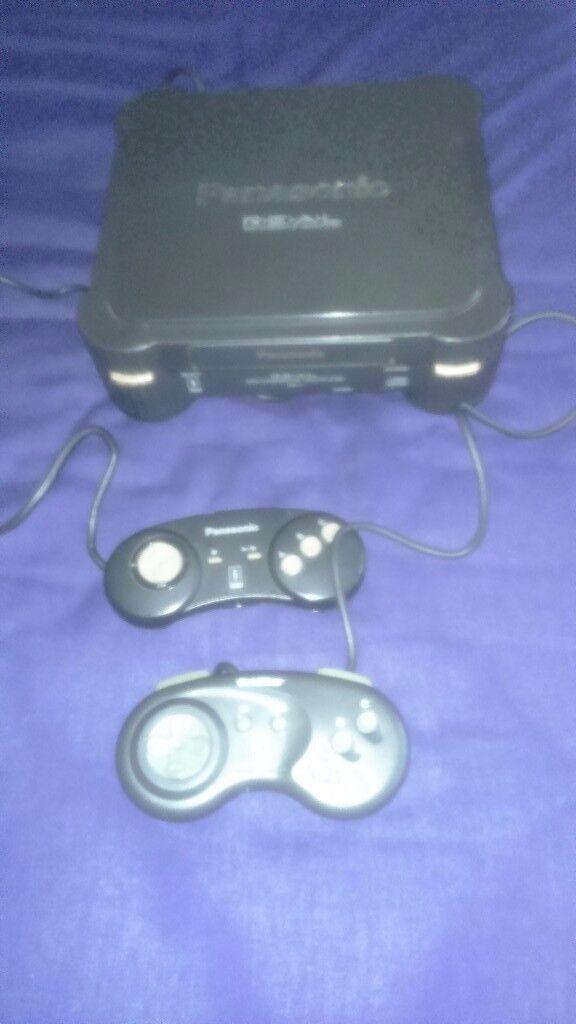Panasonic 3do console