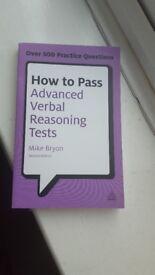 Verbal Reasoning Tests