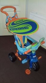 Maxi Trike Multi Use 10mths-4years approx
