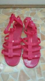 Jelly sandals (new)
