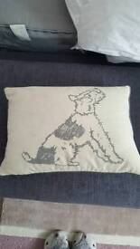 Cushion,, as new