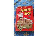 THE TOPICAL TIMES FOOTBALL BOOK FIRST ISSUE No1 (1959)