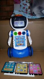Vtech robot, very good condition