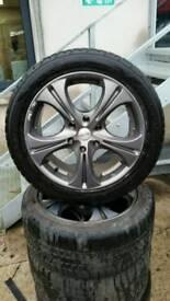"Hilux wheels 20"""