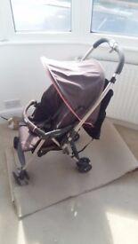 Combi Baby lightweight pushchair