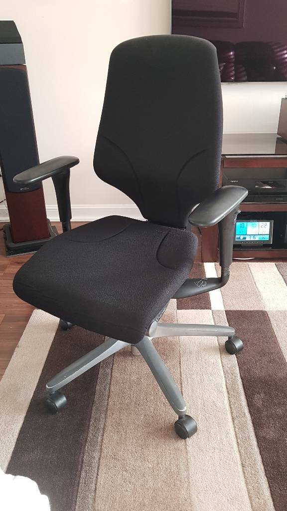 Ergonomic High End Office Chair Would Suit Someone With Bad Back