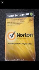 Norton Tablet protector