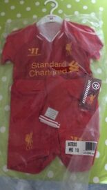 Liverpool kit for children 12-18 months