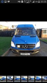 Mercedes sprinter van for sale