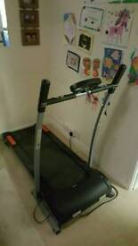 V fit electric treadmill