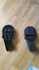 MAMAS and PAPAS Urbo/Sola adapters