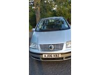 very clean volkswagen SHARAN diesel automatic. the seller has used this car since March 2008,