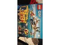 Lego sea operation base 60096 BNIB