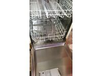 Bosch dishwasher, Integral good working order.