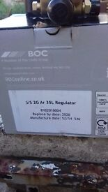 Gas regulator for sale