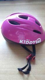 Bike Helmet - Girls pink 52-56cm