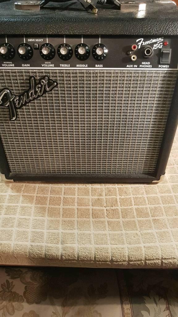 Fender amp   in Shaw, Manchester   Gumtree