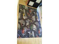 Disney Cars carpet