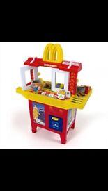 Looking to buy McDonald's drive thru kitchen