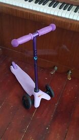 Purple Micro Scooter for sale