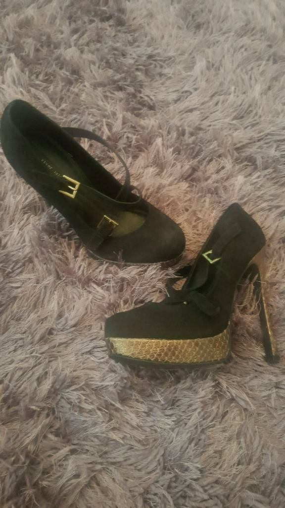 Women's shoes-river island, topshop, nine west