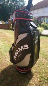 Adams Golf Tour Bag Tom Watson