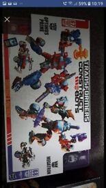 Transformers Construct Bots
