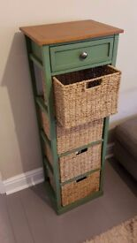 Designer shoe/clothes and document storage unit, perfect for hallway or Living Room