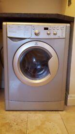 Indesit Silver Washer Dryer
