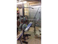 York multi gym ( Make an OFFER )