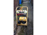 Petrol Jet Washer 3000psi Wolf