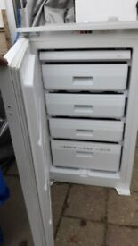 **INTEGRATED UNDERCOUNTER FREEZER**ONLY £50**4 DRAWS**FULLY WORKING**COLLECTION\DELIVERY**BARGAIN**