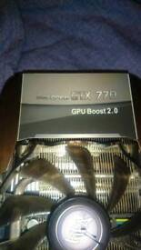 Nvidia geforce gtx 770 graphics card