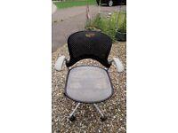 Herman Miller 'Caper' Multipurpose chair with mesh seat