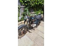 OLD MOTORBIKES PURCHASED FOR CASH
